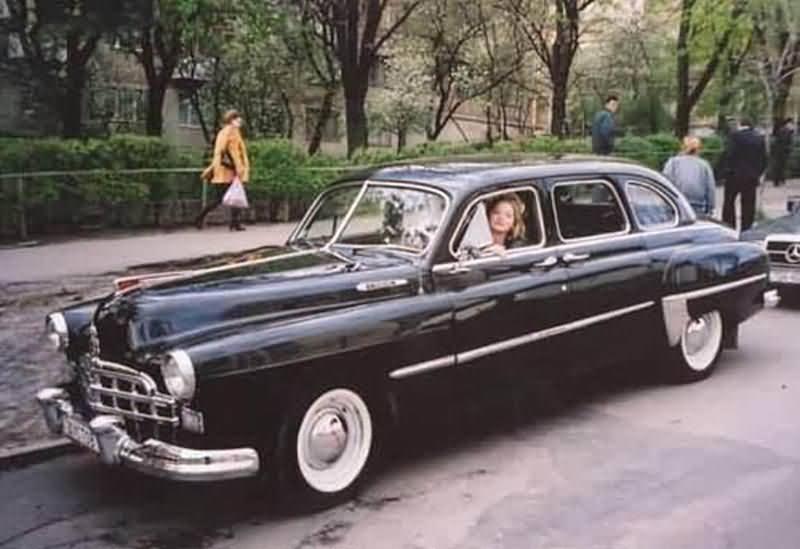 Легковые автомобили СССР.  История в…